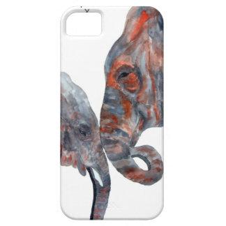 Elephant iPhone 5 Case - Big Daddy