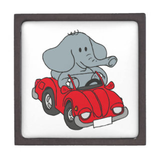 Elephant Jewelry Box