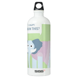 ELEPHANT.jpg Water Bottle