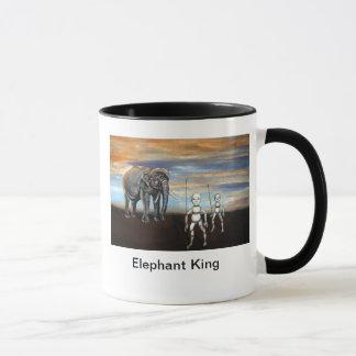 Elephant King Mug