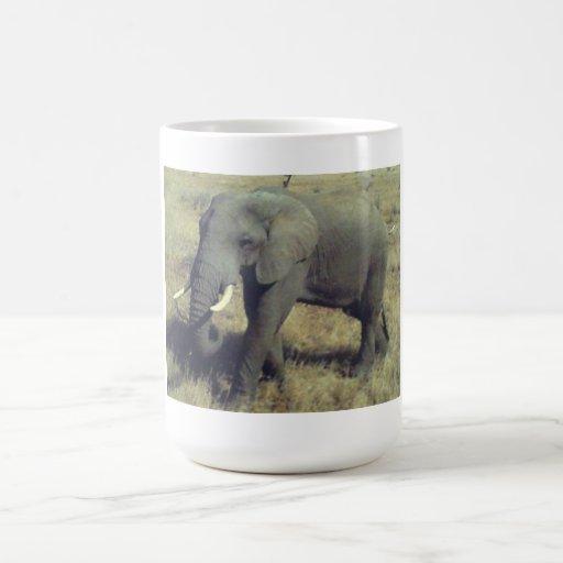 elephant knp coffee mug