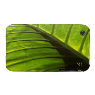 Elephant Leaf Case-Mate iPhone 3 Cases