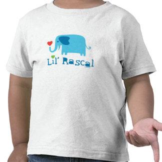 Elephant Lil Rascal blue Shirt