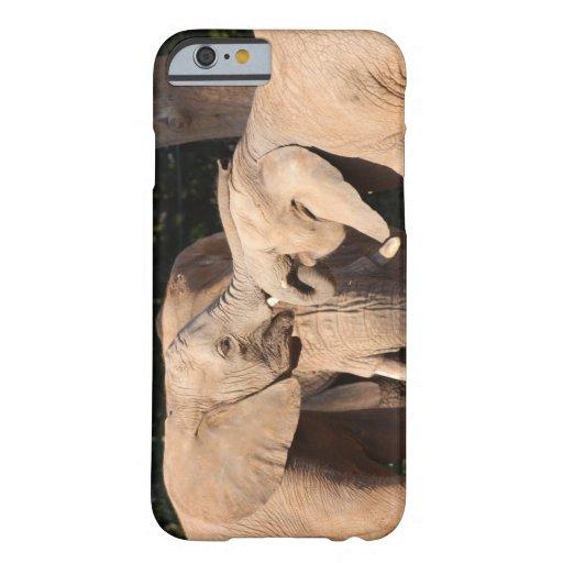 Elephant Love iPhone 6 Case
