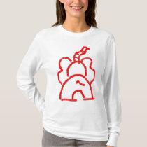 Elephant  love hoody