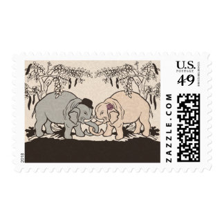 Elephant Love Stamps