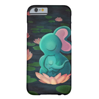 "Elephant love ""Tenderness"" Barely There iPhone 6 Case"