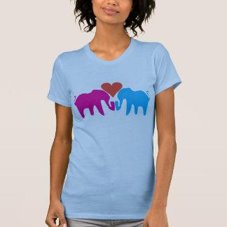Elephant Love Tank Tops