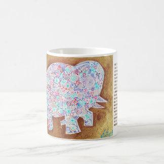 Elephant/magic mug