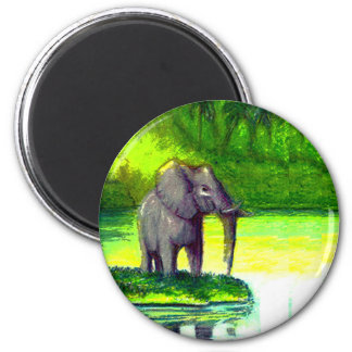 Elephant - Magnet
