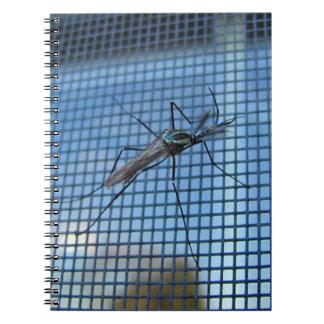 Elephant Mosquito ~ Notebook