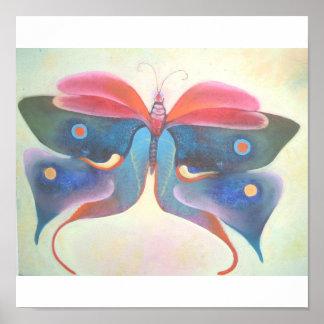 elephant moth poster