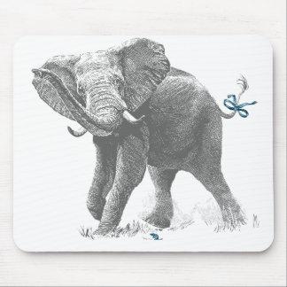 ELEPHANT MOUSE BOY MOUSE PADS