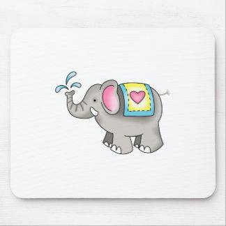 ELEPHANT MOUSE PAD