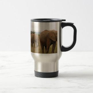 elephant coffee mugs
