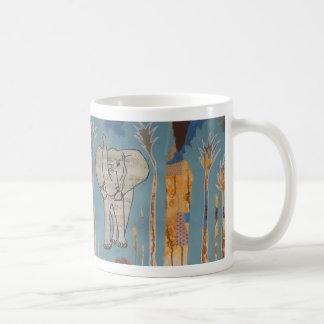 Elephant Music Mug