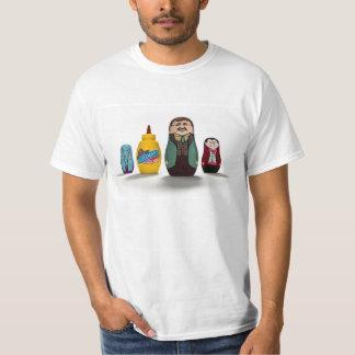 Elephant/Mustard/Teddy Roosevelt/Dracula Shirt