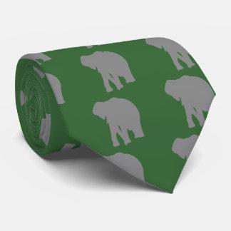 Elephant Neck Tie