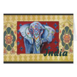 Elephant note card #2