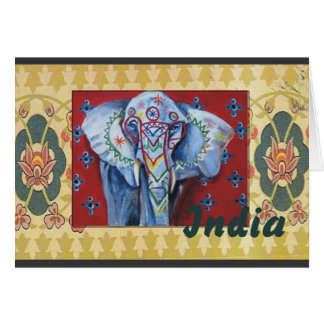 Elephant note card #2