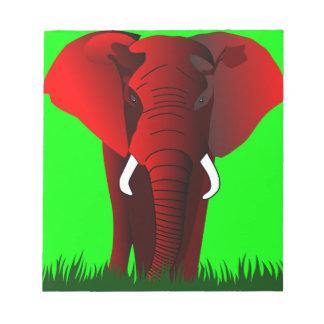 Elephant Memo Notepads