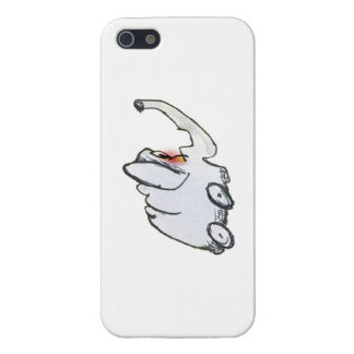 Elephant on Wheels iPhone case Covers For iPhone 5