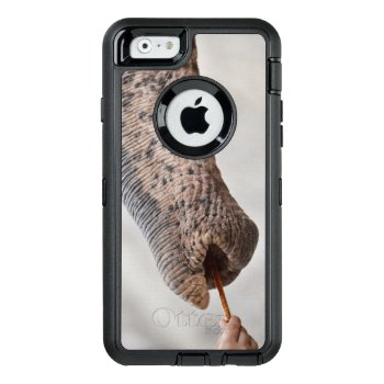 Elephant Otterbox Defender Iphone Case by storeOK at Zazzle