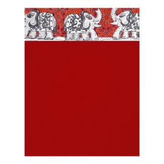 Elephant Parade 3 letterhead