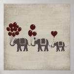 Elephant Parade Print