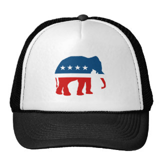 ELEPHANT PARTY TRUCKER HAT