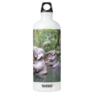 Elephant Party Time Water Bottle