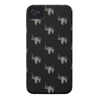 Elephant Pattern iPhone 4 Cover