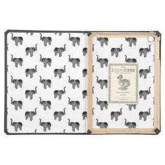Elephant Pattern iPad Air Cases