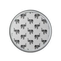 Elephant Pattern Speaker