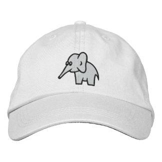 Elephant Personalized Adjustable Hat