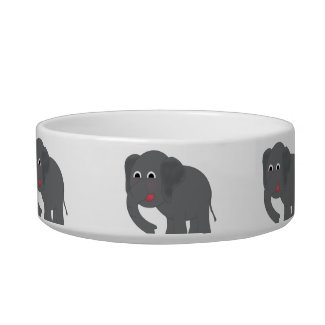 Elephant Pet Bowl petbowl