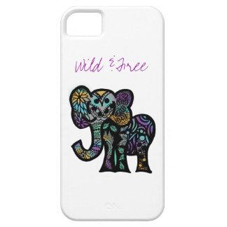 Elephant Phone Case iPhone 5 Cases