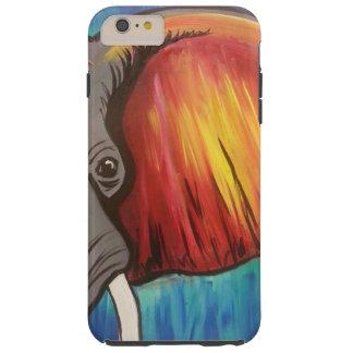 Elephant Phone Case Tough iPhone 6 Plus Case