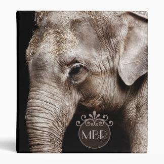 Elephant Photo Image Binder