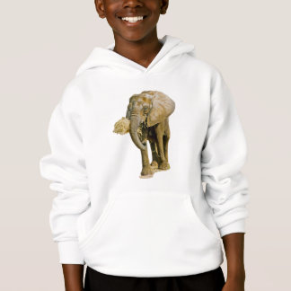 Elephant Picture Hoodie