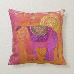 Elephant pillow cojín decorativo