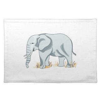 ELEPHANT CLOTH PLACE MAT