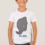 Elephant Play T-Shirt