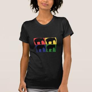 Elephant Pop Art T-Shirt
