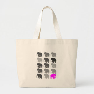Elephant PopArt Gifts Tote Bag
