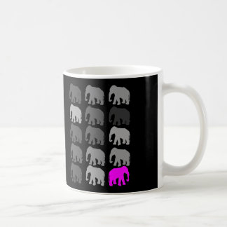 Elephant PopArt Gifts Coffee Mug