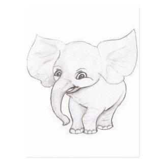 Elephant Post Cards