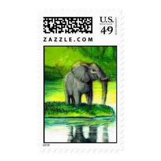 Elephant - Postage