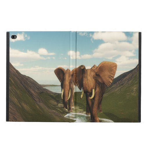 Elephant Powis iPad Air 2 Case