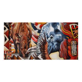 Elephant Pride Card